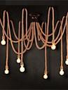 Lampe suspendue ,  Rustique Autres Fonctionnalite for Designers MetalSalle de sejour Chambre a coucher Salle a manger Bureau/Bureau de