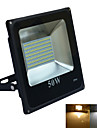 50W Projecteurs LED 140 SMD 5730 4000-4200 lm Blanc Chaud / Blanc Froid Etanches AC 100-240 V 1 piece