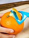1 st Orange Skärare & Skivare For för frukt för grönsaker Plast Hög kvalitet Kreativ Köksredskap