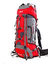 85 L ryggsäck Camping / Klättring / Leisure Sports / Resa UtomhusVattentät / Snabb tork / Regnsäker / Damm säker / Fuktighetsskyddad /