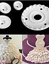 Dessert Decorateurs Dentelle Pour Gateau Pour Cupcake Autre 3D