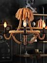 Lampe suspendue ,  Traditionnel/Classique Autres Fonctionnalite for Style mini MetalSalle de sejour Bureau/Bureau de maison Salle de jeux
