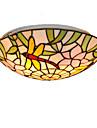 Max 60W Montaj Flush ,  Tiffany Altele Caracteristică for Stil Minimalist MetalSufragerie / Dormitor / Bucătărie / Baie / Cameră de