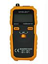 hyelec ms6501 grand ecran LCD thermometre numerique thermocouple type K   avec maintien des donnees / exploitation forestiere