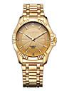 CHENXI® Bărbați Ceas Elegant Ceas La Modă Ceas de Mână Simulat Diamant Ceas Japoneză Quartz imitație de diamant Oțel inoxidabil Bandă