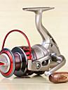 Spinning Reels 5.5:1 10 Kullager utbytbar Sjöfiske / Spinnfiske / Färskvatten Fiske / Generellt fiske-DF4000 #