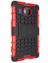 armura de impact hibrid caz robust de acoperire stativ pentru Nokia lumia 950 caz pentru Nokia 950 caz