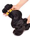 3 delar Kroppsvågor Human Hair vävar Peruanskt hår Human Hair vävar Kroppsvågor