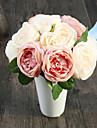 siden rosor konstgjorda blommor bröllop blommor 1st / set