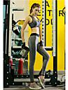 Femme Course / Running Collants Leggings Bas Respirable Sechage rapide Compression Anti-transpiration Printemps Ete AutomneYoga Pilates