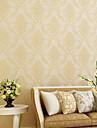 Fleur 3D Fond d\'ecran pour la maison Contemporain Revetement , Non-tisse papier Materiel Ruban Adhesif fond d\'ecran , Couvre Mur Chambre