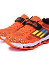 Blå / Lila / Orange-Platt klack-Pojkar-Komfort-Tyll-Fritid-Sneakers