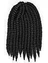 La Havane Crochet Tresses Twist Extensions de cheveux Kanekalon Cheveux Tressee
