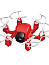 Drone FQ777 126C 4 Canaux 6 Axes 2.4G Avec Camera HD 2.0MP Quadri rotor RCRetour Automatique Mode Sans Tete Vol Rotatif De 360 Degres Vol