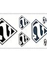 5 Tatouages Autocollants Series bijoux / Series animales / Series de fleur / Series de totem / Cartoon SeriesNon Toxic / Motif /