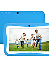M755 7\'\' Quad Core 8GB Google Android 5.1 Dual Camera Kids Children Tablet PC Colors(1024*600 512MB + 8GB+BT)