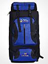 90 L Travel Organizer / ryggsäck / Ryggsäck / Backpacker-ryggsäckar / Laptopväskor Camping / Klättring / Resa Utomhus / Prestanda