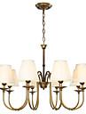 MAX 40W Traditionell/Klassisk Ministil Antik mässing Metall Hängande lamporLiving Room / Bedroom / Dining Room / Sovrum / Matsalsrum /