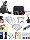 dragonhawk® starter tatuering kit en tatueringsmaskin strömförsörjning