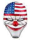 Masques d\'Halloween Masques de Carnaval Personnage de Film Deco de Celebrations Halloween Mascarade 1