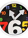 Nouveaute Retro Horloge murale,Autres Bois / Plastique 30*6cm