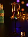 1pc colore couleur creatif pub aleatoire ktv lampe led lumiere la nuit a conduit drinkware