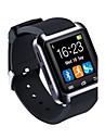 Pentru femei Bărbați Unisex Ceas Sport Ceas Smart Ceas de Mână Piloane de Menținut Carnea LED Telecomandă Cauciuc Bandă Charm LuxosNegru