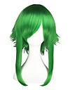 Cosplay Peruker Vocaloid Gumi Grön Medium Animé Cosplay Peruker 55 CM Värmebeständigt Fiber Man / Kvinna
