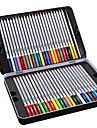 boites en fer solubles dans l\'eau avec 48 couleurs sur le plomb peint a colorier