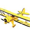 Propulseur Dynam Waco YMF-5D 5canaux 2.4G 1:8 Avion RC 50KM / H Jaune Assemblement requis