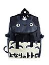Väska Inspirerad av Min granne Totoro Cosplay Animé Cosplay Accessoarer Väska / ryggsäck Svart Nylon Man / Kvinna