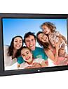 17 tums digital fotoram 1440 * 900 USB 2.0 med klocka / musik&film play support 14 ländernas språk