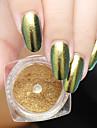 Nail Art Nail Sticker Glitter & Puder