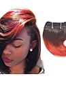 A Ombre Cheveux Bresiliens Ondule 3 Mois 4 Pieces tissages de cheveux