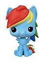 Funko pop my little pony bao li ponny dockor anime actionfigur modell leksak