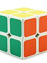 Shengshou® Cube de vitesse lisse 2*2*2 Fluorescent / Niveau professionnel Cubes magiques Noir / Blanc Plastique