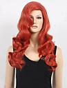 qualite superieure cheveux synthetiques sexy cosplay perruque de femme longs ondules anime d\'orange costom perruque synthetique