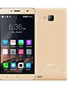 """Kenxinda R7 5.5 """" Android 5,1 4G smarttelefon (Dubbla SIM kort Quad Core 2 MP 1GB + 8 GB Guld / Silver)"""