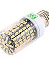 18W E26/E27 Ampoules Mais LED T 108 SMD 5733 1500-1800 lm Blanc Chaud / Blanc Froid Decorative AC 100-240 V 1 piece