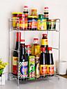 1PCS Cuisine  Acier inoxydable Rangements & Porte-objets 41*17*32