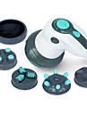 Hel kropp Massage apparat Electromotion Vibration Viktnedgångshjälp Justerbr dynamik Plastic