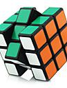 Shengshou® Cube de vitesse lisse 3*3*3 Niveau professionnel Relievers Stress / Cubes magiques / Puzzle Toy Noir / Blanc Plastique