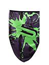 Bandana Cyclisme Respirable Sechage rapide Resistant aux ultraviolets Confortable Ecran Solaire Unisexe Olive Polyamide Tactel Coolmax
