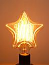 pentagramme edison 40w ampoules e27 cru eclairage decorer antique lampe de tungstene pour pendentif (AC220-240V)