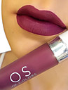 Gloss Humide Creme Gloss paillete / Gloss colore / Humidite / Longue Duree / Naturel / RespirableRouge / Violet / Rose / Bourgogne /
