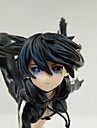 Cosplay Black Rock Shooter PVC 29*18.7*33.7cm Anime Actionfigurer Modell Leksaker doll Toy