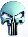 Bilar # Universell XA/XB Silver Bildekaler