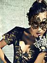 1pc chauds nouveaux masques mascarade de clubs de masque bourgeon d\'oeil de soie en Europe et le festival de danse appel vintage