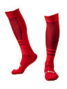 Ski Chaussettes Chaussettes de compression Unisexe Respirable Garder au chaud Isole Snowboard Spandex Couleur PleineBadminton Football