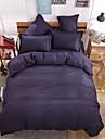 bedtoppings tröstare täcke påslakan 4st in drottning storlek platt ark örngott mörkt streck utskrifter mikro